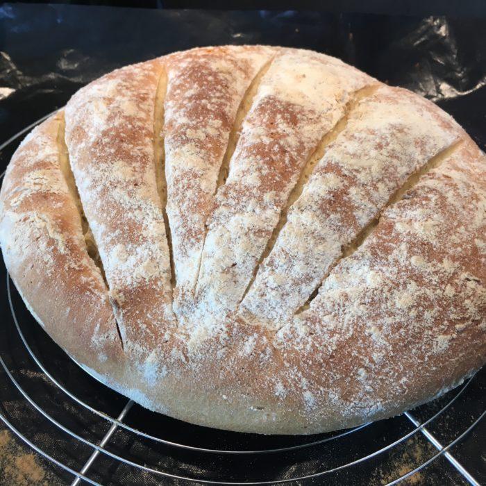 Farl. Irish Soda Bread